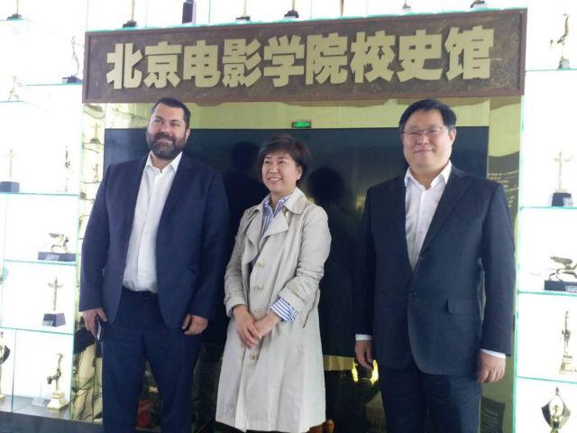 Επίσκεψη του Λευτέρη Κρέτσου στο Πεκίνο | tovima.gr