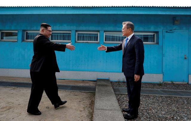 Ν. Κορέα: Πιθανή μία αποπυρηνικοποίηση της χερσονήσου; | tovima.gr