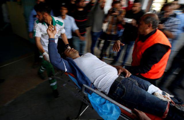 Αλλοι τρεις Παλαιστίνιοι νεκροί από ισραηλινά πυρά στη Γάζα | tovima.gr
