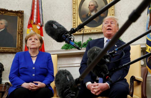 Γερμανοί επιχειρηματίες φοβούνται δασμούς Τραμπ και στην ΕΕ | tovima.gr