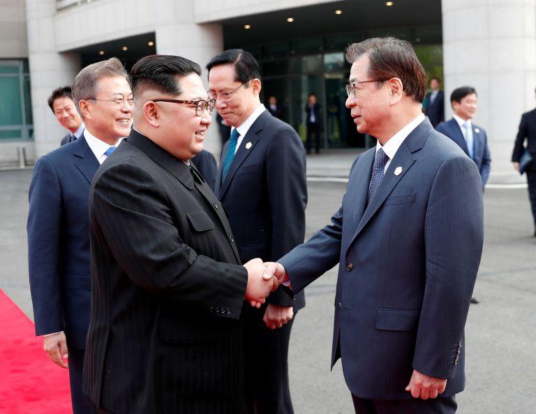 Β. Κορέα: Η ιστορική σύνοδος κορυφής ανοίγει τον δρόμο για την ειρήνη   tovima.gr