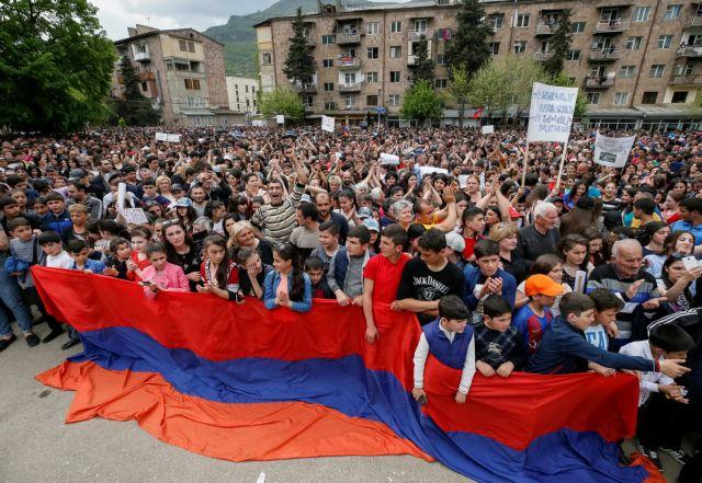 Αρμενία: Καμία πρόταση για πρωθυπουργό από το κυβερνών κόμμα | tovima.gr