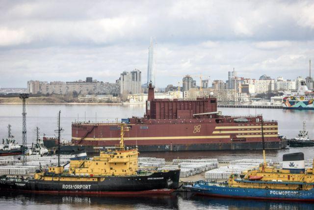 Τον πρώτο πλωτό πυρηνικό σταθμό στην Αρκτική φτιάχνει η Ρωσία   tovima.gr