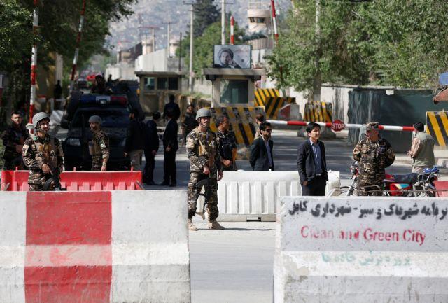 Η αστυνομία πυροβόλησε επίδοξο βομβιστή αυτοκτονίας στην Καμπούλ | tovima.gr