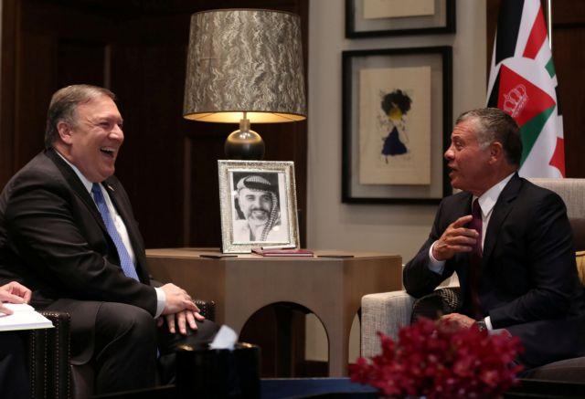 Υπέρ της λύσης με Παλαιστινιακό κράτος τάσσονται οι ΗΠΑ | tovima.gr