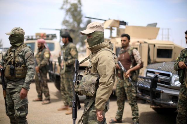 Συρία: Επίθεση σε χωριό τζιχαντιστών με 23 νεκρούς | tovima.gr
