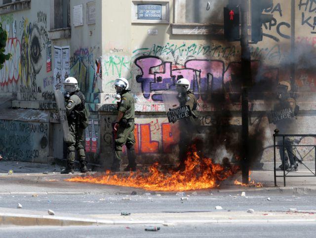 ΝΔ: Χαστούκι στην κυβέρνηση η καταγγελία κατοίκων των Εξαρχείων   tovima.gr