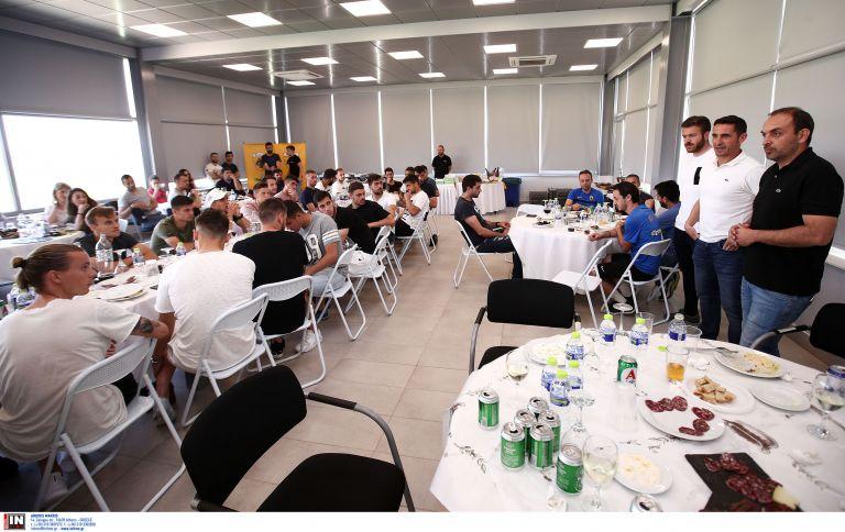 Χιμένεθ σε παίκτες: Υποσχεθείτε πως θα… πεθάνουμε για το κύπελλο | tovima.gr
