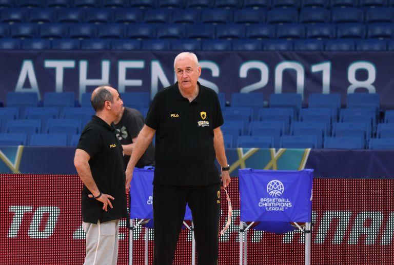 ΑΕΚ – Σάκοτα: Το Final 4 κορύφωση της πορείας μας | tovima.gr
