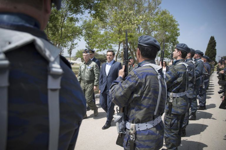 From Lemnos, Tsipras stresses Greece's geopolitical role, deterrent power | tovima.gr
