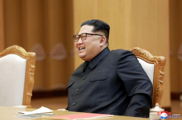 Β. Κορέα: Δεν είναι οι κυρώσεις των ΗΠΑ που οδήγησαν στην αποπυρηνικοποίηση | tovima.gr