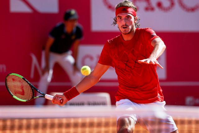 Τένις: Πρόωρος αποκλεισμός για τον Τσιτσιπά στο Οπεν της Μαδρίτης   tovima.gr