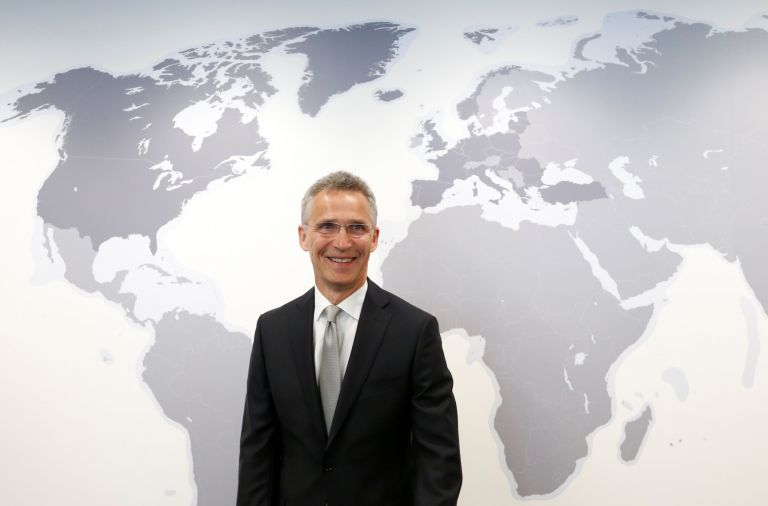 Stoltenberg says Nato has no instruments to address disputes between allies | tovima.gr