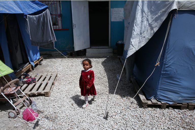 Μυτιλήνη: Κούρδοι εγκατέλειψαν τον προσφυγικό καταυλισμό της Μόριας   tovima.gr