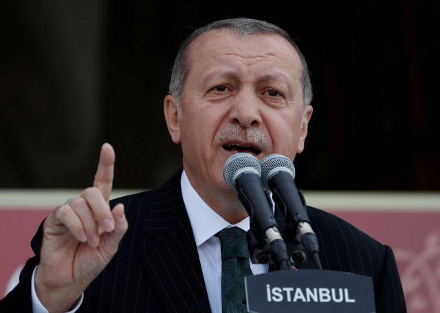 Ο Ερντογάν χρειάζεται κοινοβουλευτική πλειοψηφία για τις συνταγματικές αλλαγές | tovima.gr