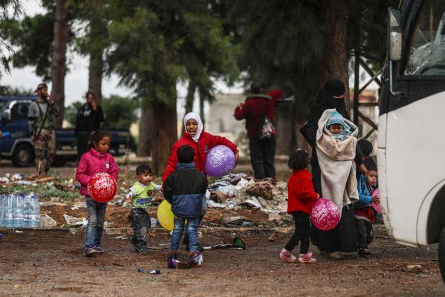 Συρία: Οι Γιατροί Χωρίς Σύνορα εμβολίασαν πάνω από 51.000 παιδιά | tovima.gr