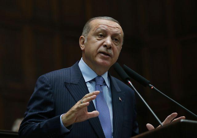 Ερντογάν: Οι ΗΠΑ έχασαν το προνόμιο του διαμεσολαβητή στη Μ. Ανατολή | tovima.gr