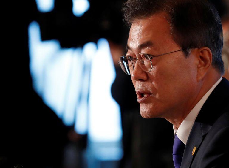 Η Σεούλ χαιρετίζει την κατεδάφιση του κέντρου πυρηνικών δοκιμών της Πιονγκγιάνγκ | tovima.gr