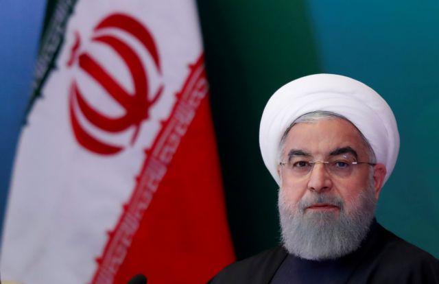 Ροχανί: Το Ιράν θα αντισταθεί στις μηχανορραφίες των ΗΠΑ | tovima.gr