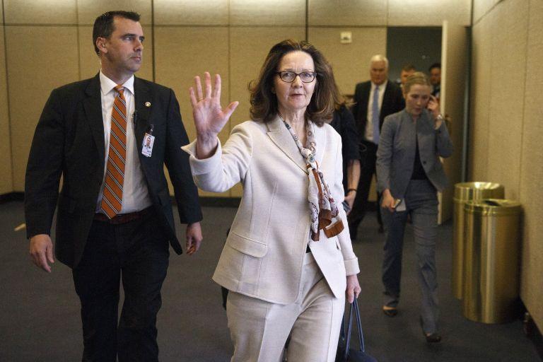 ΗΠΑ: Eγκρίθηκε ο διορισμός της νέας διευθύντριας της CIA | tovima.gr