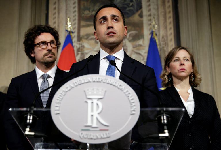 Ιταλία: Εξελίσσονται με επιτυχία οι συζητήσεις για το πολιτικό αδιέξοδο | tovima.gr