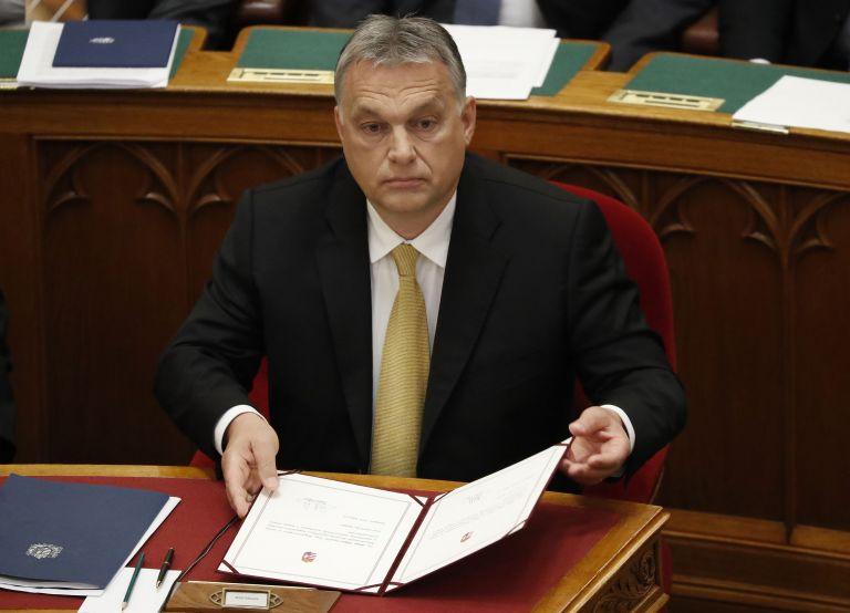 Ορμπαν: Θα υπερασπιστώ τις χριστιανικές αξίες του έθνους μου | tovima.gr