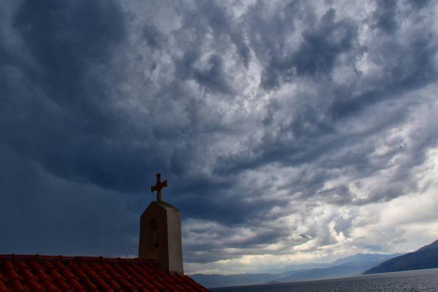 Αστατος ο καιρός την Κυριακή   tovima.gr