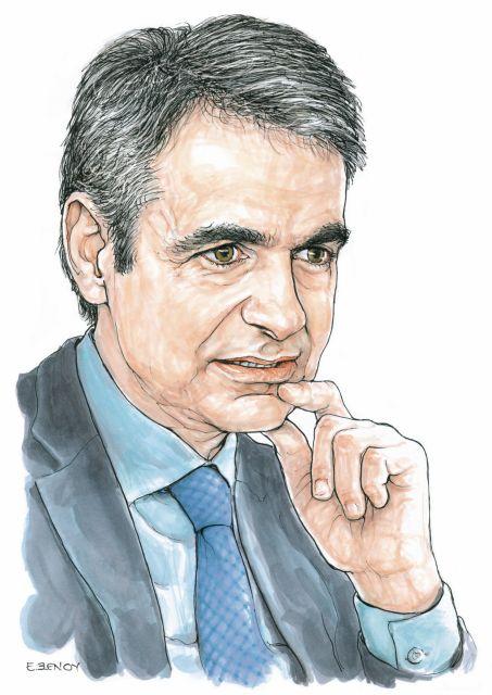 Κυριάκος Μητσοτάκης: «Είναι ντροπή να φτιάχνεται στις Βρυξέλλες και το σχέδιο για την επόμενη μέρα» | tovima.gr