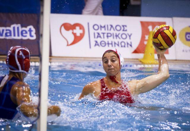 Α1 πόλο γυναικών: Ο Ολυμπιακός άνοιξε το σκορ στη σειρά των τελικών   tovima.gr