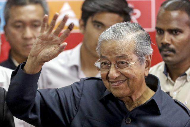 Ο πρωθυπουργός της Μαλαισίας εμπόδισε τον προκάτοχό του να εγκαταλείψει τη χώρα | tovima.gr