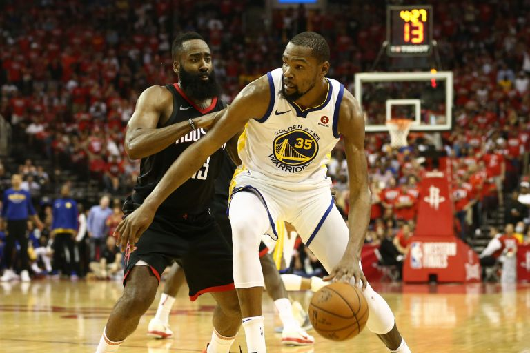 NBA: Με αέρα πρωταθλητή οι Γουόριορς νίκησαν εκτός έδρας τους Ρόκετς | tovima.gr