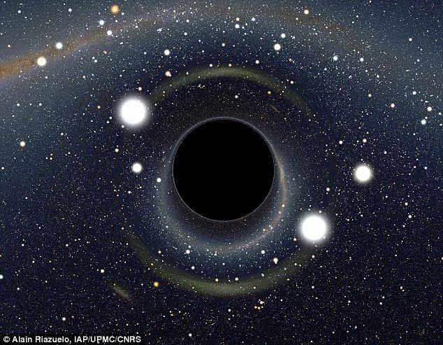 Μαύρη τρύπα στο σύμπαν καταπίνει μάζα ίση με τον ήλιο ανά δύο μέρες | tovima.gr