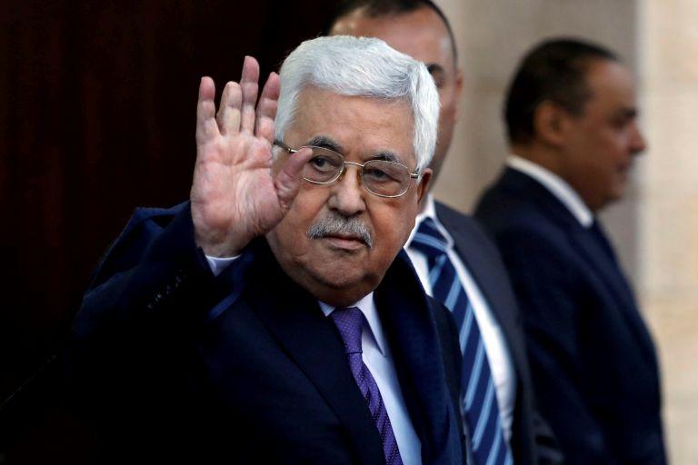 Εξακολουθεί να νοσηλεύεται ο 83χρονος παλαιστίνιος πρόεδρος Αμπάς   tovima.gr