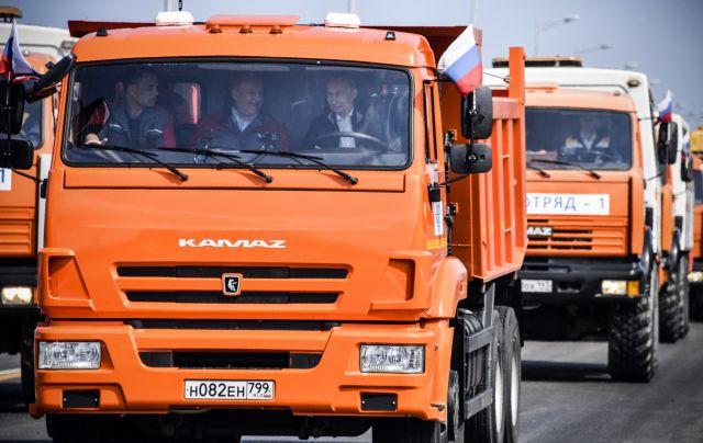 Μετά την ΕΕ και το ΝΑΤΟ εναντίον της γέφυρας που ενώνει Ρωσία-Κριμαία | tovima.gr