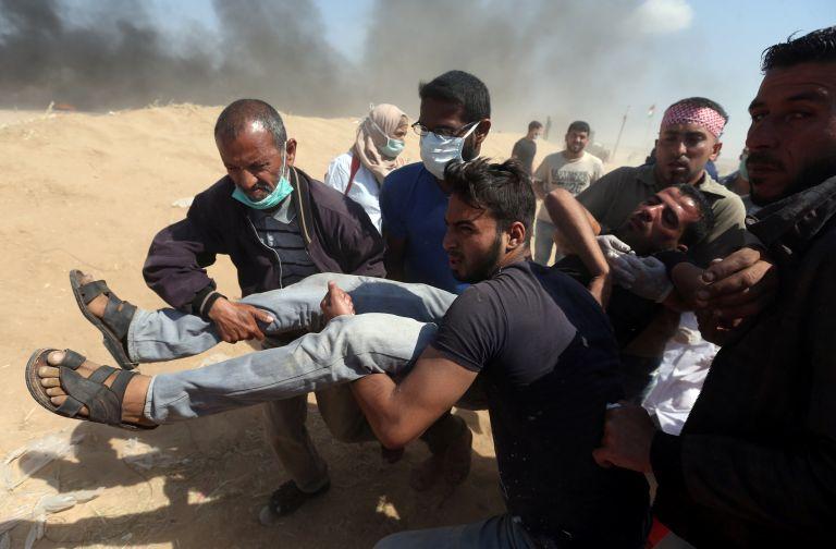 ΗΠΑ: Στο πλευρό του Ισραήλ παρά την κατακραυγή   tovima.gr