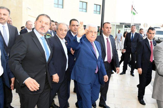 Ανακαλείται ο εκπρόσωπος της Παλαιστίνης από την Ουάσινγκτον   tovima.gr