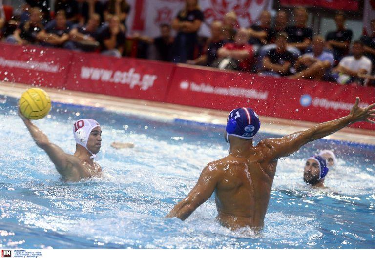 Α1 πόλο ανδρών: Εύκολο 1- 0 του Ολυμπιακού επί του Υδραϊκού με 17-6   tovima.gr