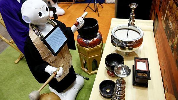Pepper: Ο ιερέας ρομπότ για… φθηνές κηδείες   tovima.gr