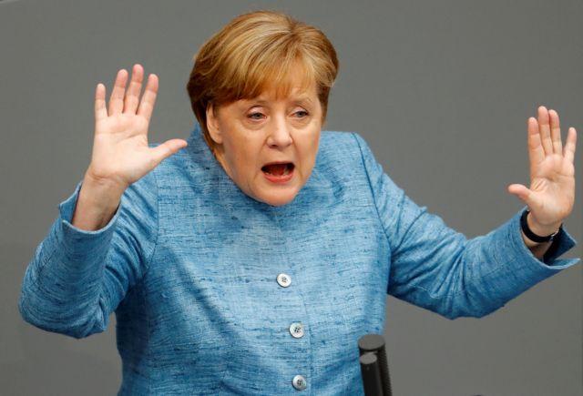 DW: Δίκοπο μαχαίρι για τη Μέρκελ η συμμετοχή του ΔΝΤ | tovima.gr
