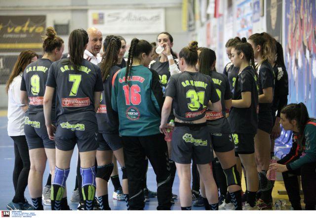 Χάντμπολ γυναικών: H Νέα Ιωνία πανηγύρισε τον 5ο συνεχόμενο τίτλο | tovima.gr