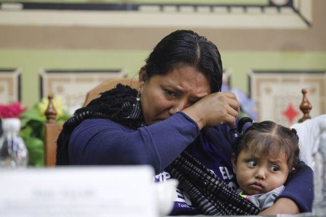 «Ασυγκίνητος» ο Λευκός Οίκος απέναντι στα παιδιά των μεταναστών | tovima.gr
