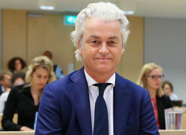 Ολλανδία: Δικάζεται στο εφετείο ο ακροδεξιός πολιτικός Γκέερτ Βίλντερς | tovima.gr