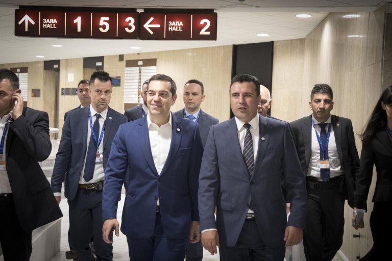 Η συμφωνία Τσίπρα – Ζάεφ για την ονομασία της πΓΔΜ | tovima.gr