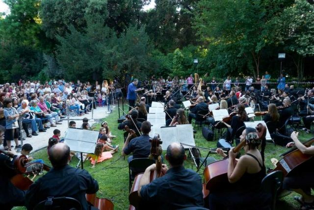 Τα πάρκα του στο κοινό ανοίγει ο Δήμος Αθηναίων | tovima.gr