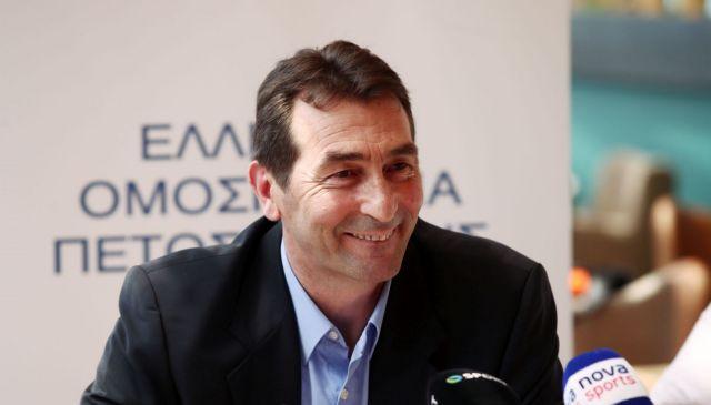 Οι κλήσεις Ανδρεόπουλου για την προετοιμασία της Εθνικής βόλεϊ | tovima.gr