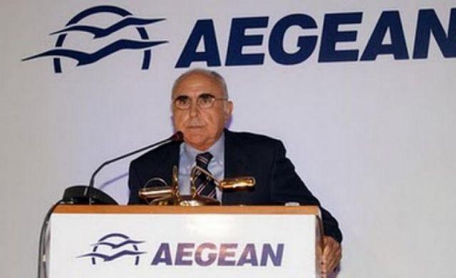 Πέθανε ο ιδρυτής και πρόεδρος της Aegean Θεόδωρος Βασιλάκης | tovima.gr