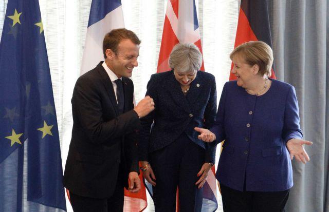 Η Βρετανία του Brexit προωθεί τη διεύρυνση της ΕΕ | tovima.gr