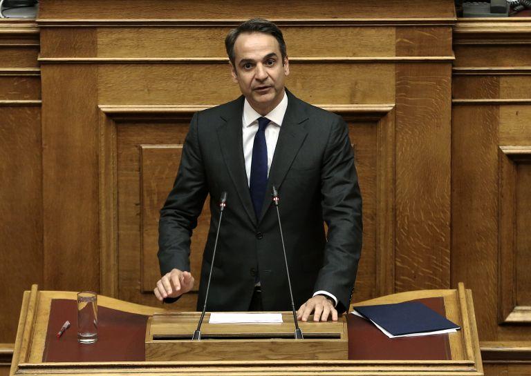 Ο Κυρ. Μητσοτάκης κατά της πιστοληπτικής γραμμής στήριξης μετά την έξοδο από τα μνημόνια – Τσίπρας: Καλοδεχούμενη η θέση σας | tovima.gr