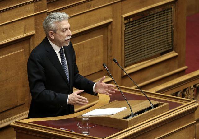 Κοντονής: Η κριτική στις αποφάσεις της Δικαιοσύνης δεν είναι παρέμβαση αλλά ενισχύει το κύρος της   tovima.gr