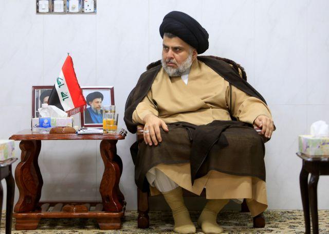 Ιράκ: O Μοκντάτα Σαντρ nικητής των εκλογών | tovima.gr